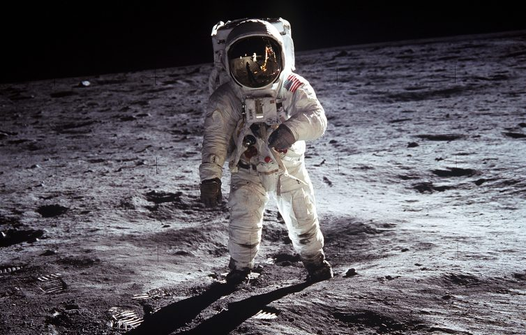 Day we walked moon featured image