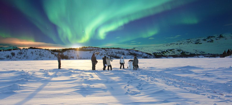 Mystery of the Northern Lights