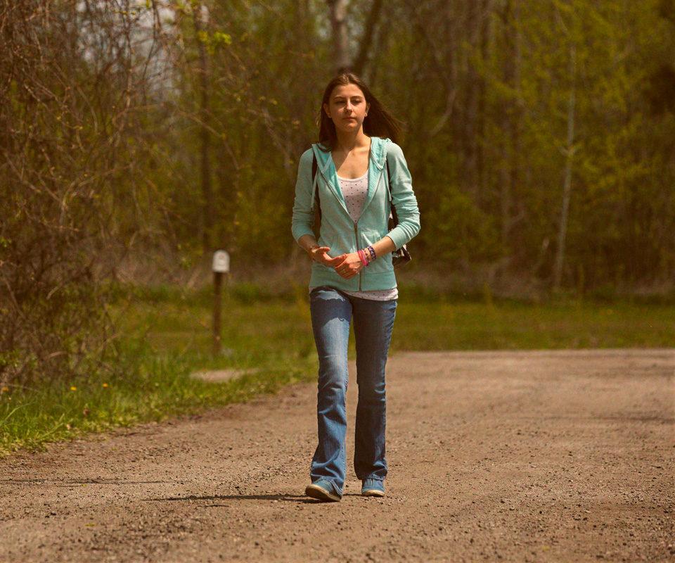 Girl in the Bunker TV Movie Promo Image