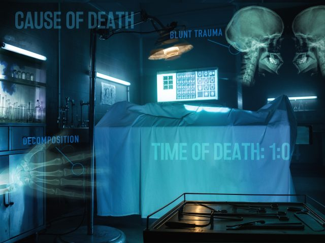 Secrets of the Morgue Featured Image