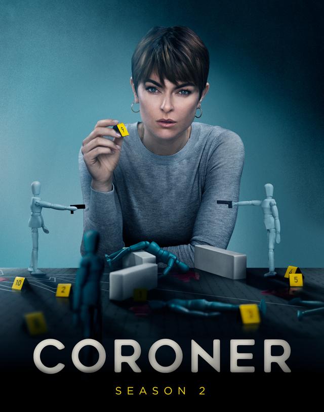 Coroner CBC Season 2 Promo Image