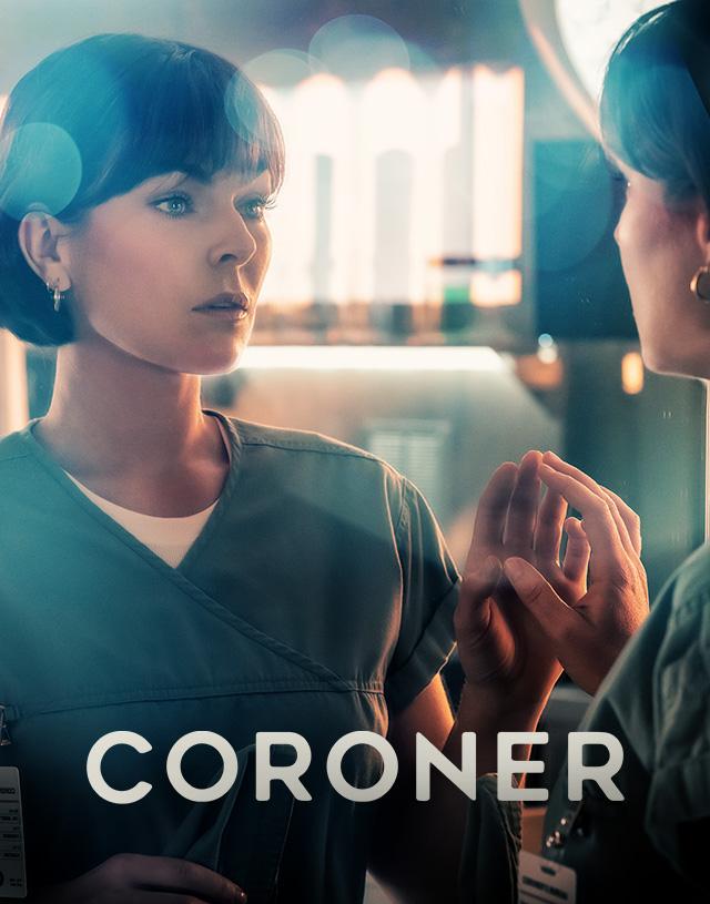 Coroner Season 3 Key Art