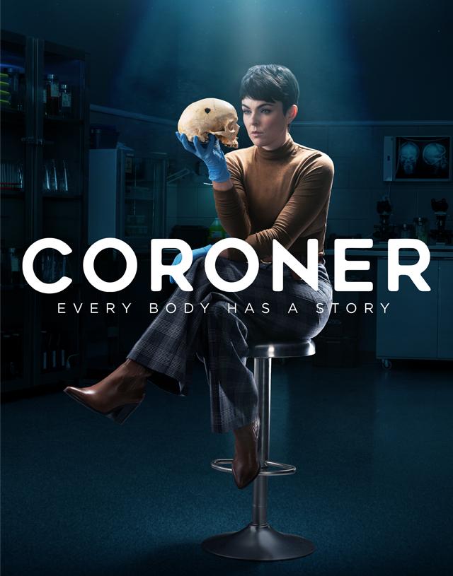 Coroner CBC Season 1 Promo Image