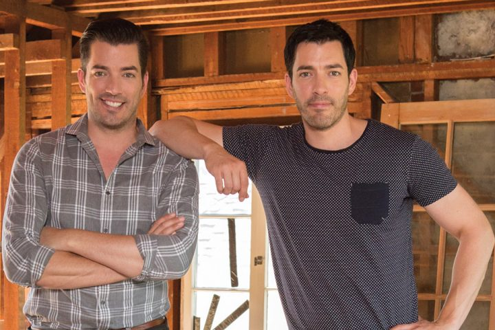 Property Brothers Forever Home Key Art Main Image Drew & Jonathan Scott