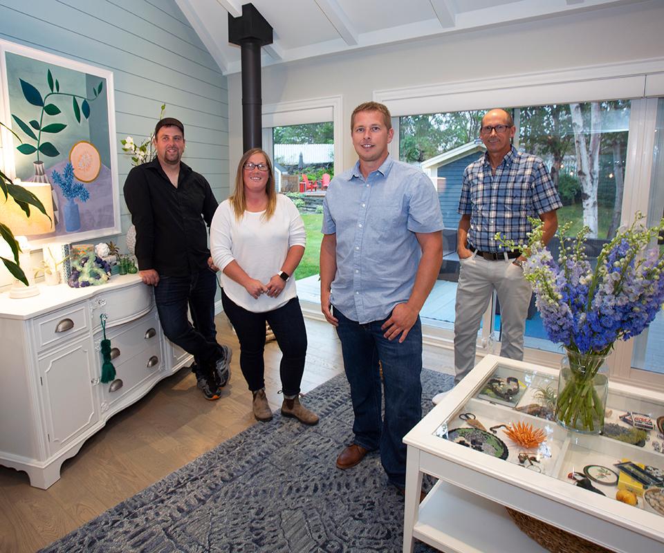 Rock Solid Builds - Newfoundland Builders