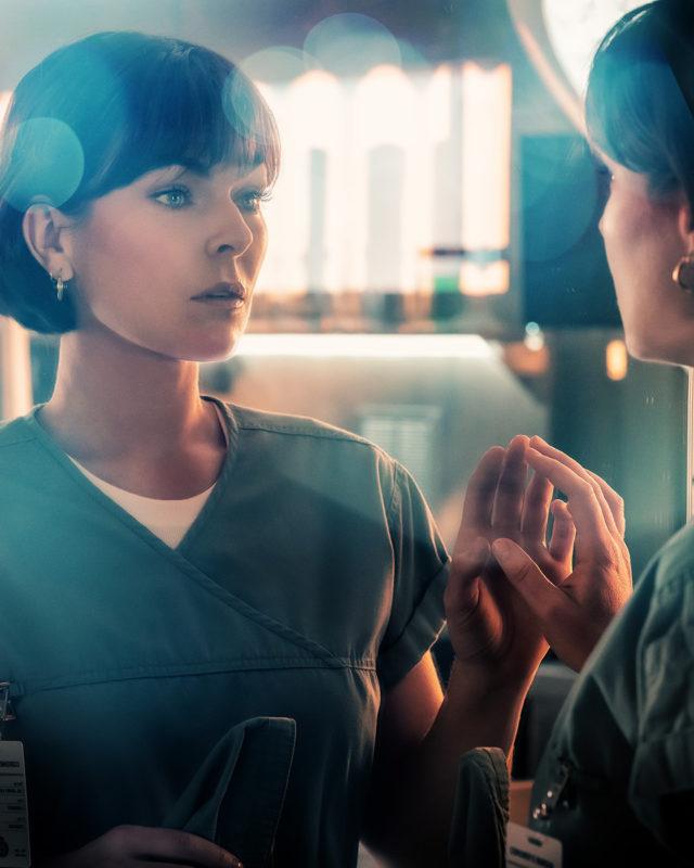 Coroner Season 3_Serinda Swan_Jenny Cooper
