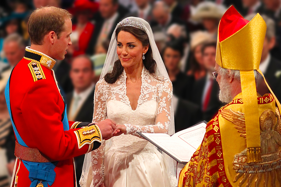 The Day Will and Kate Got Married