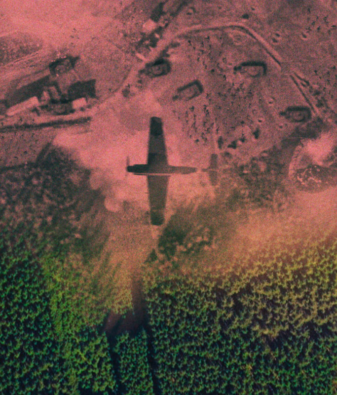 WWII by Drone